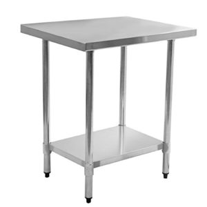 Food Stainless Steel Table Shop - Stainless steel table 18 x 24